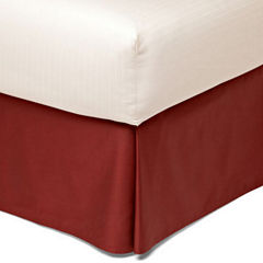 Royal Velvet® Cotton Sateen Tailored Bedskirt
