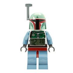 LEGO® Kids Star Wars Boba Fett Alarm Clock
