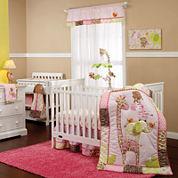 Carter's® 4-pc. Jungle Crib Bedding Set - One Size