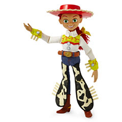 Disney Collection Jessie Talking Action Figure