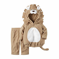 Carter's Lion 2-pc. Dress Up Costume-Baby Boys