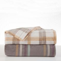 Vellux Emmitt Stripe Blanket