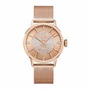 JBW Womens Rose Goldtone Bracelet Watch-J6339b