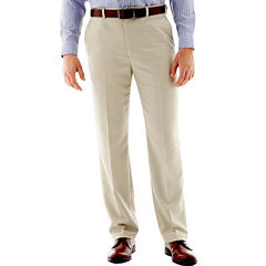 Haggar® Cool 18® Classic-Fit Flat-Front Pants