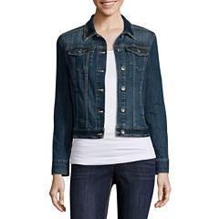 Liz Claiborne® Denim Jacket