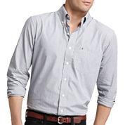 IZOD® Checked Woven Shirt