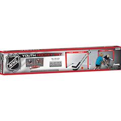 Franklin Sports NHL Goal & 2 Stick Set