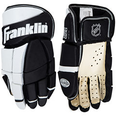 Franklin Sports NHL HG 1505 Hockey Gloves: Sr S/M13