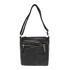 east 5th Leather Bucket Bag