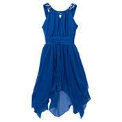 Rare Editions Sleeveless Party Dress - Big Kid