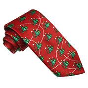 Hallmark® Multi-Foil Trees Tie