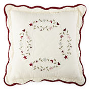 Hope Chest Square Decorative Pillow