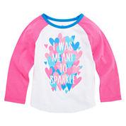 Okie Dokie Girls Graphic T-Shirt-Baby