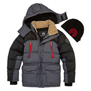 Weatherproof Boys Heavyweight Parka-Preschool