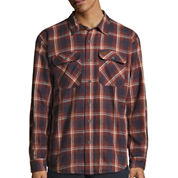 Smith Fleece Lined Flannel Shirt Jacket