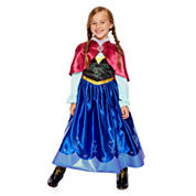 Disney Collection Anna Costume or Boots