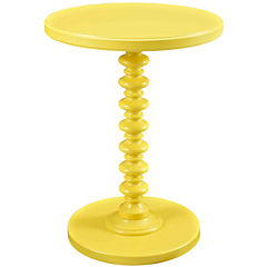 Kendall Pedestal Accent Table