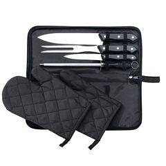 Natico 7 pc BBQ Tool Set