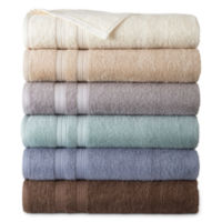 Home Expressions Solid Bath 6-Piece Towels Sets (Multiple Colors)