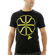 adidas® Basketball Chain Tee