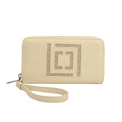 Liz Claiborne Erica Zip-Around Wristlet Wallet