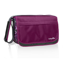 Babymoov Messenger Diaper Bag - Hibiscus