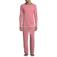 North Pole Trading Co. Knit Sleep Shirt Or Knit Pajama Pants - Big & Tall