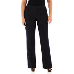 Worthington® Modern Fit Trouser Pants - Plus