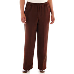 Alfred Dunner Pleated Pants