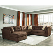 Signature Design by Ashley® Delta City 3-pc. Sectional