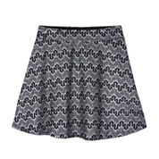 by&by girl Knit Skater Skirt - Big Kid 7-20