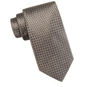 Stafford® Parks Road Non-Solid Silk Tie