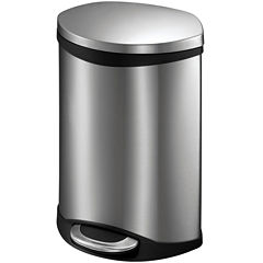 EKO® 6L Shell Oblong Step Trash Can
