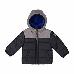 Carter's Midweight Puffer Jacket - Boys-Toddler