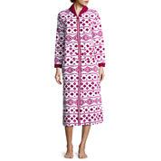 Comfort & Co Zip Front Robe