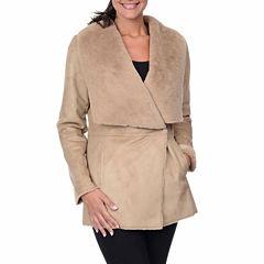 Fleet Street Faux-Fur Lined Jacket