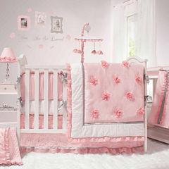 the Peanut Shell Crib Bedding Sets
