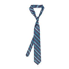 Van Heusen® Tie Right MD Traditional Stripe Tie