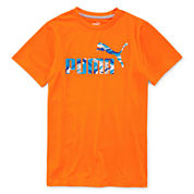 Puma® Short-Sleeve Graphic Tee - Boys 8-20
