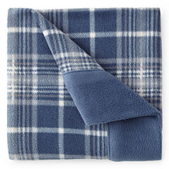 Sunbeam® Heavyweight Fleece Sheet Set