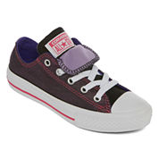 Converse® Chuck Taylor All Star Girls Double-Tongue Sneakers - Little Kids