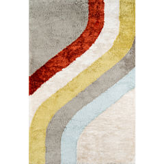 Novogratz By Momeni Classic 70'S Hand Tufted Rectangular Rugs