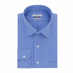 Van Heusen Easy-Care Magnaclick Long Sleeve Dress Shirt