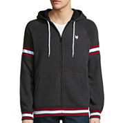 Zoo York® Inset Sherpa Long-Sleeve Hooded Jacket
