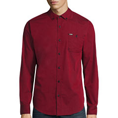 Zoo York® Above Rail Long-Sleeve Woven Shirt
