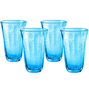 Savannah Set of 4 Highball Glasses