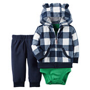 Carter's Boys 3-pc. Layette Set-Baby