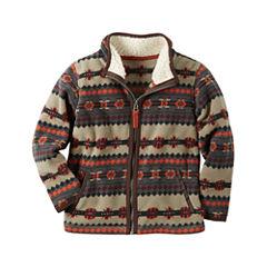 Carter's Boys Fleece Jacket-Preschool