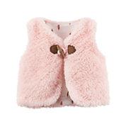 Carter's Cotton Sweater Vest - Baby