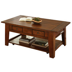 2-Drawer Coffee Table